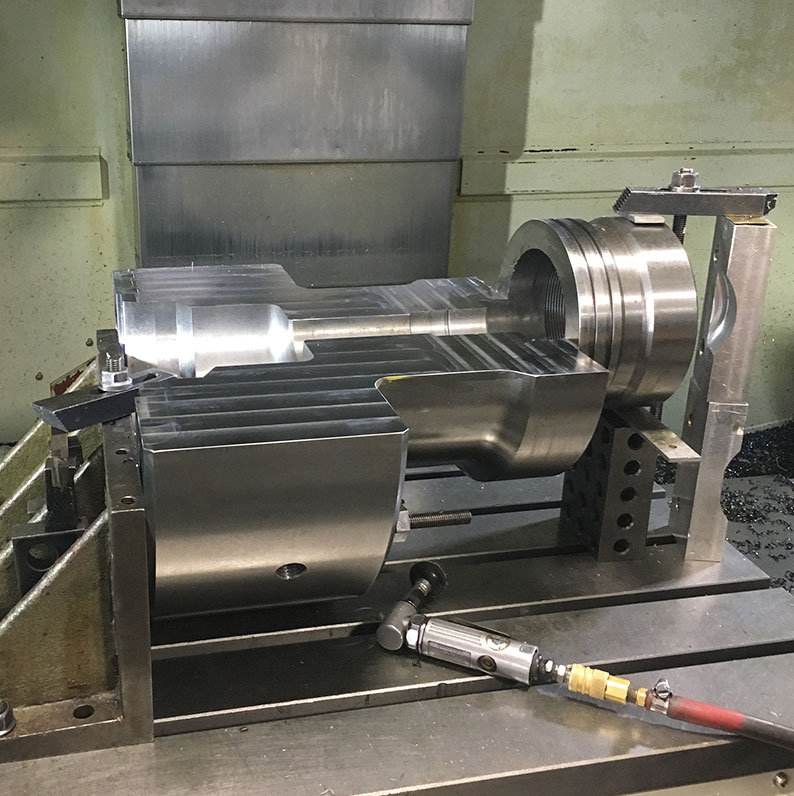 Emergency Machining Services in Houston