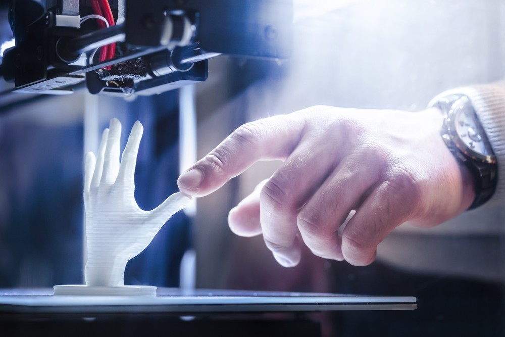 3d printers and rapid prototyping